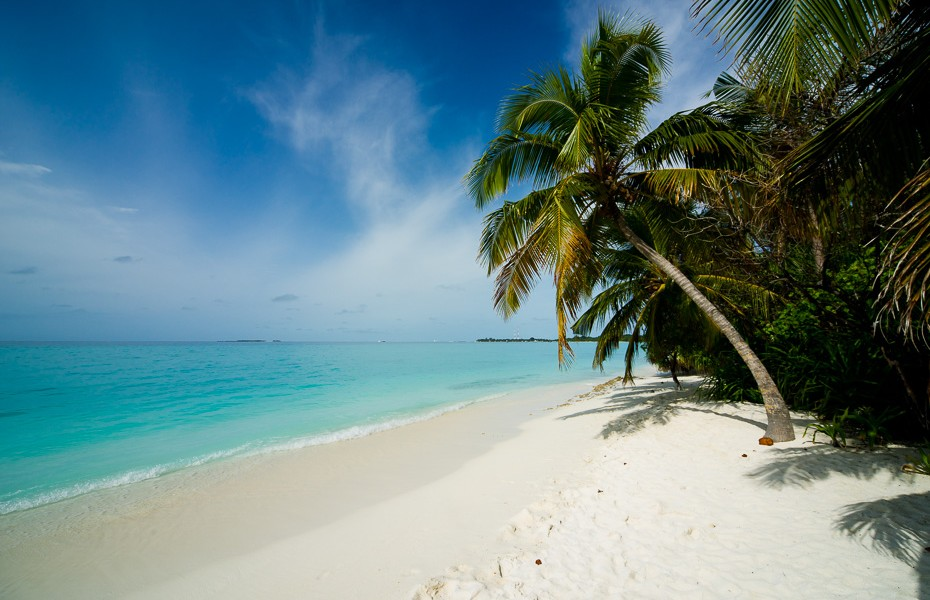 beach swimming vacation best maldives