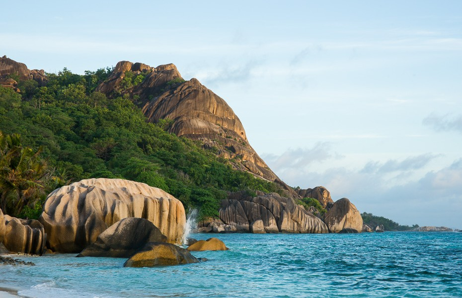la digue anse source d argent most beautiful beach seychelles