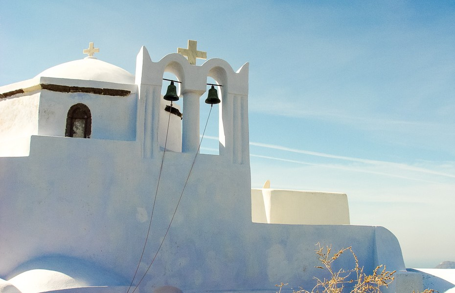 santorini church religion greek orthodox