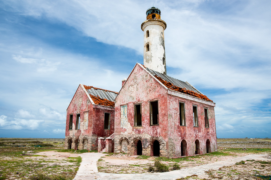 curacao lighthouse abandoned klein caribbean