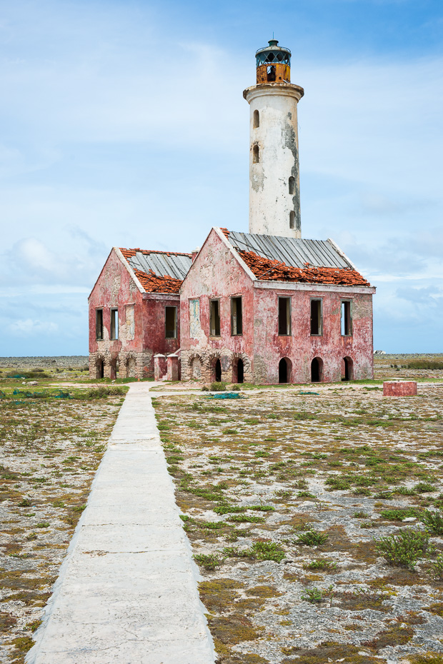 lighthouse curacao klein caribbean