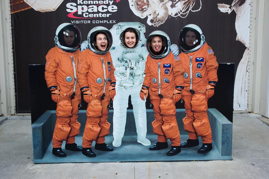 nasa kennedy centre orlando space shuttle astronaut