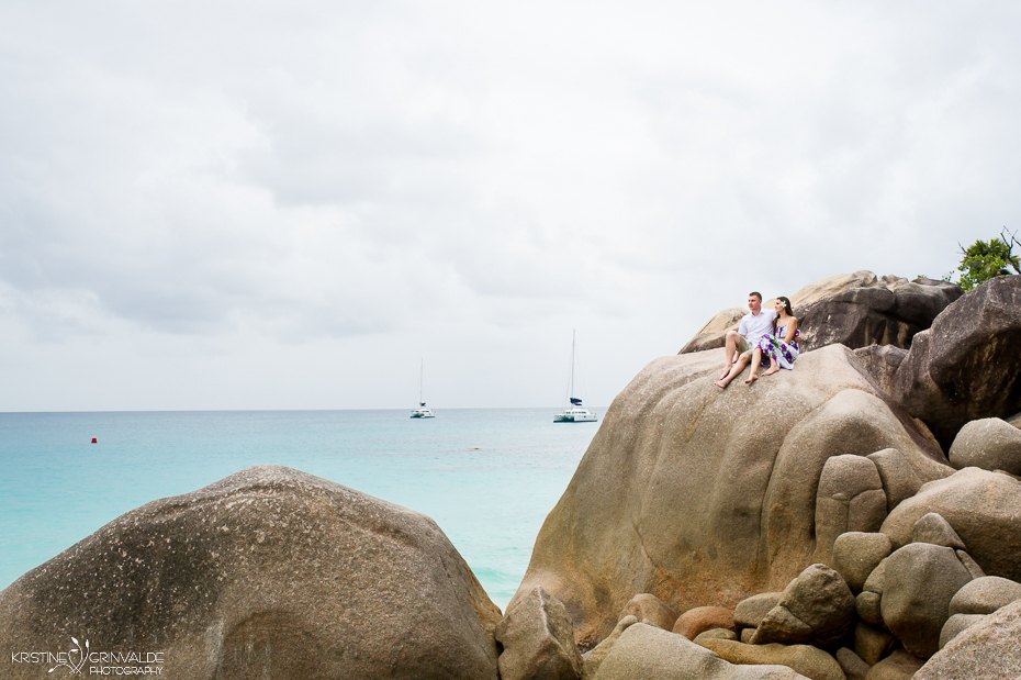 destination wedding dream come true seychelles praslin