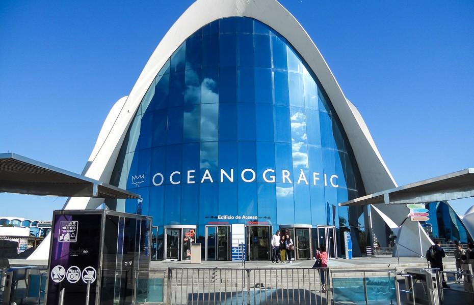 aquarium valencia spain largest europe