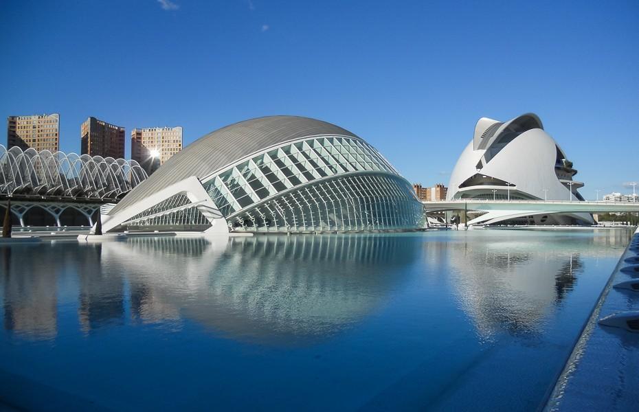 architecture spain valencia