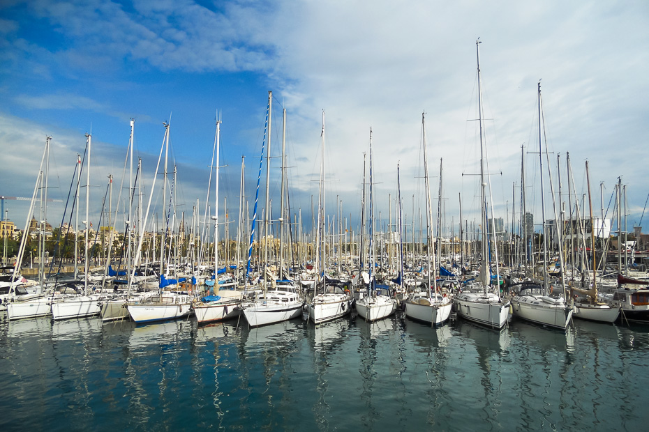 barcelona yachts spain