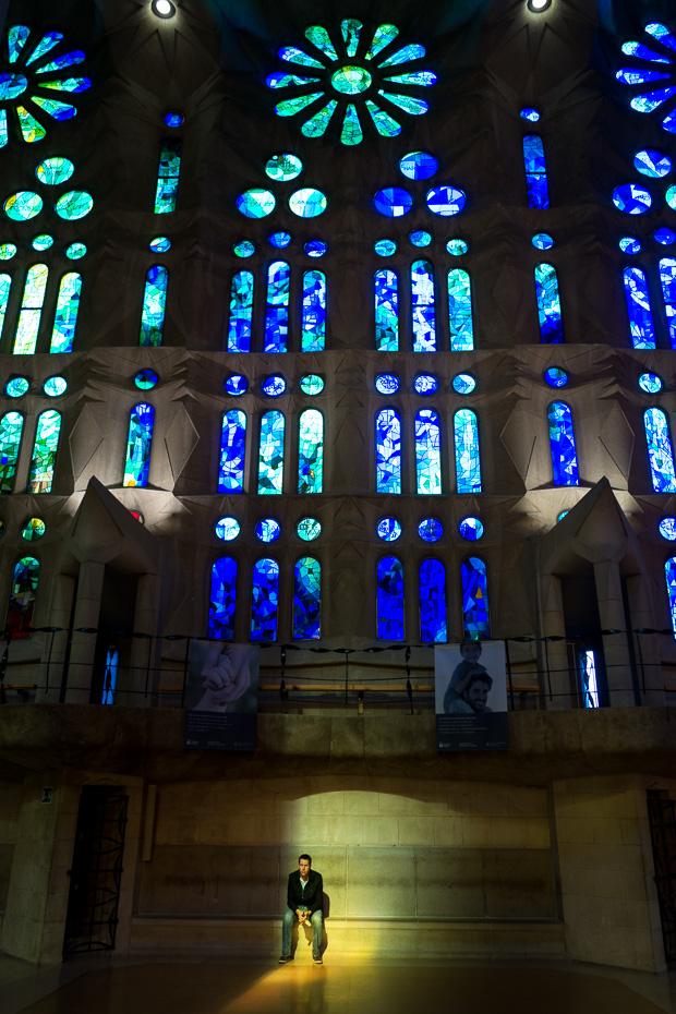 inside barcelona sagrada familia cathedral tickets