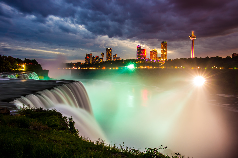 niagara waterfalls canada ontario america world wonder