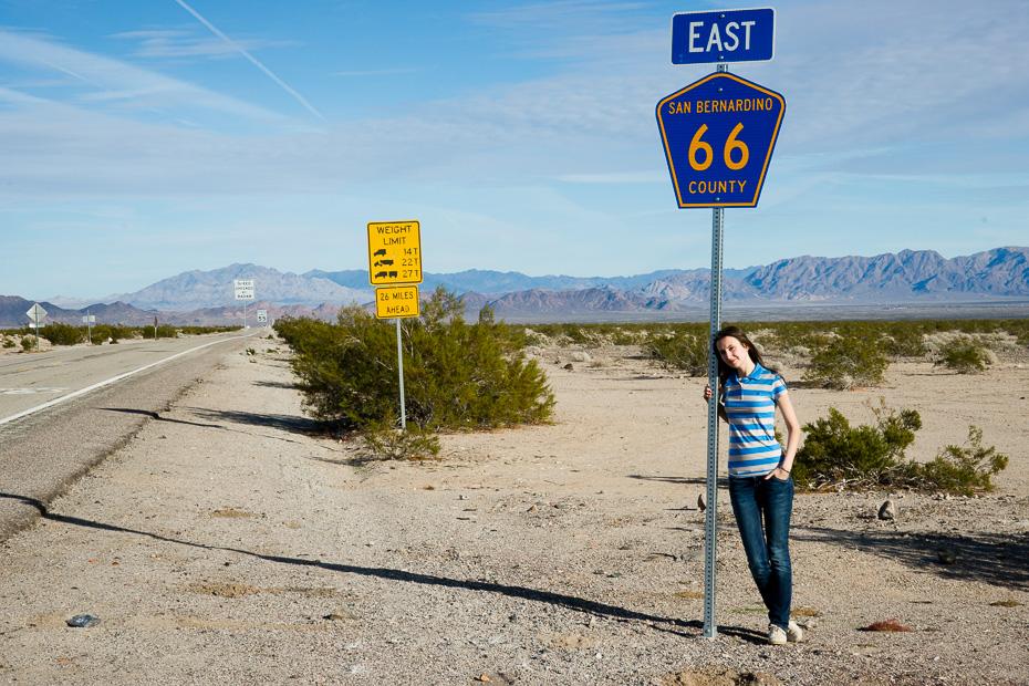 route 66 road trip usa america west coast