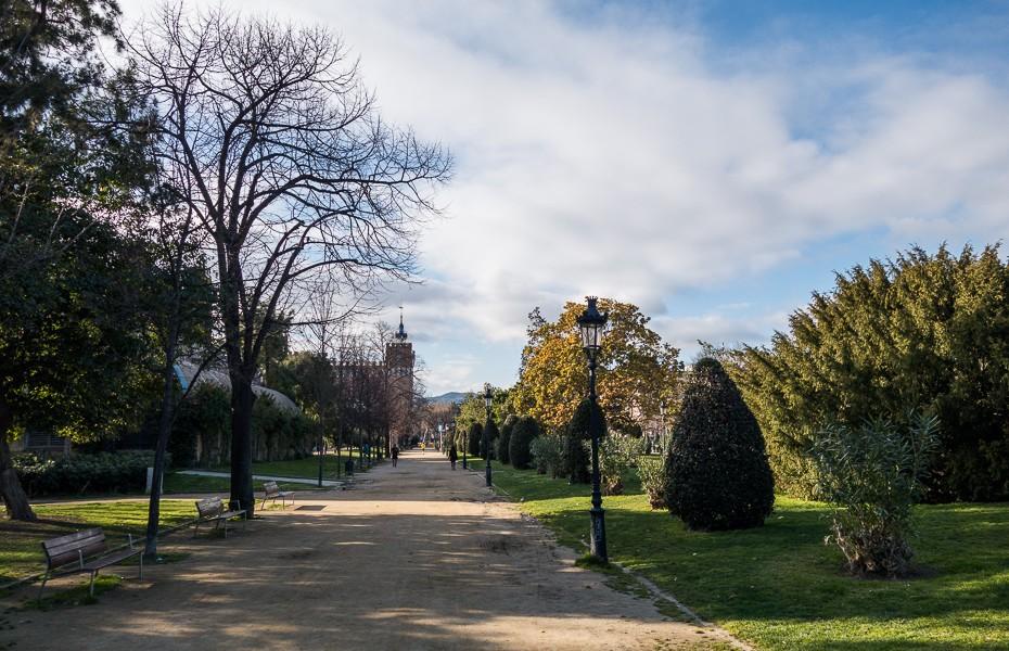 spring park barcelona