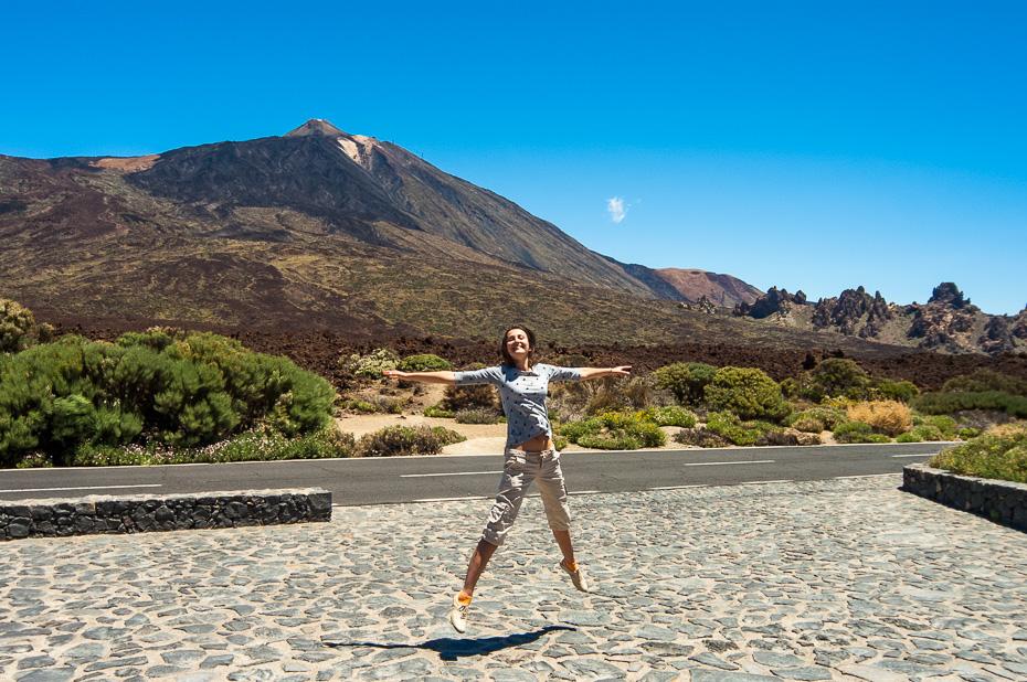 tenerife vacation teide volcano canary island spain