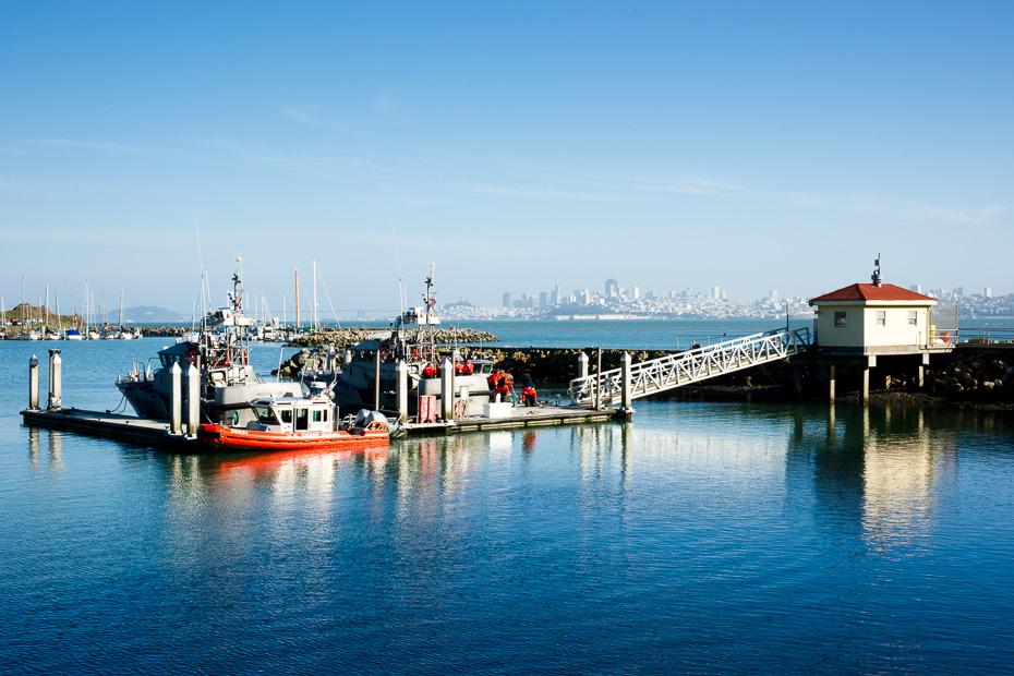 coast guard san francisco california usa america states