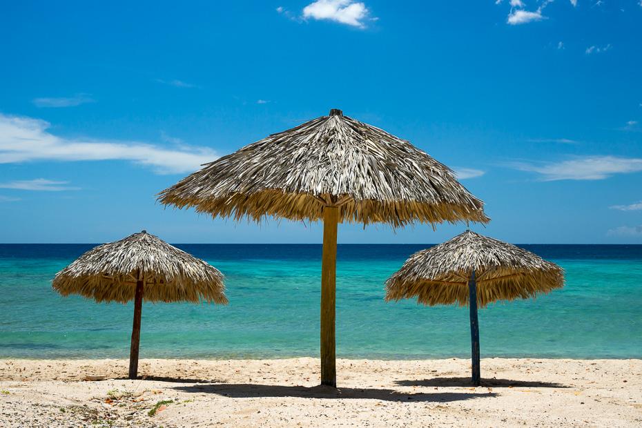playa ancon cuba trinidad beach summer sand