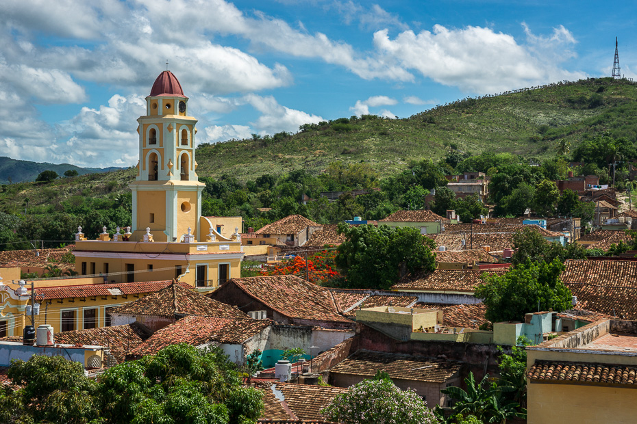 trinidad cuba caribbean province socialism che gevara fidel castro