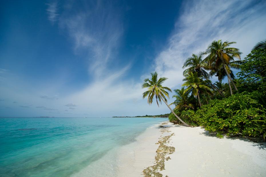 maldives paradise beach dream come true