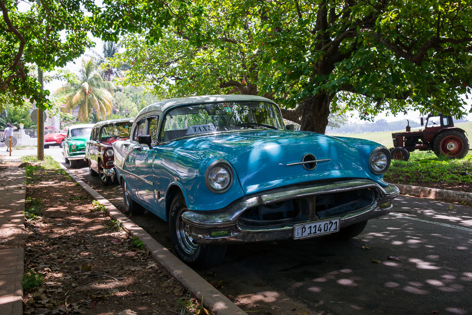 retro car cuba old timer american havana