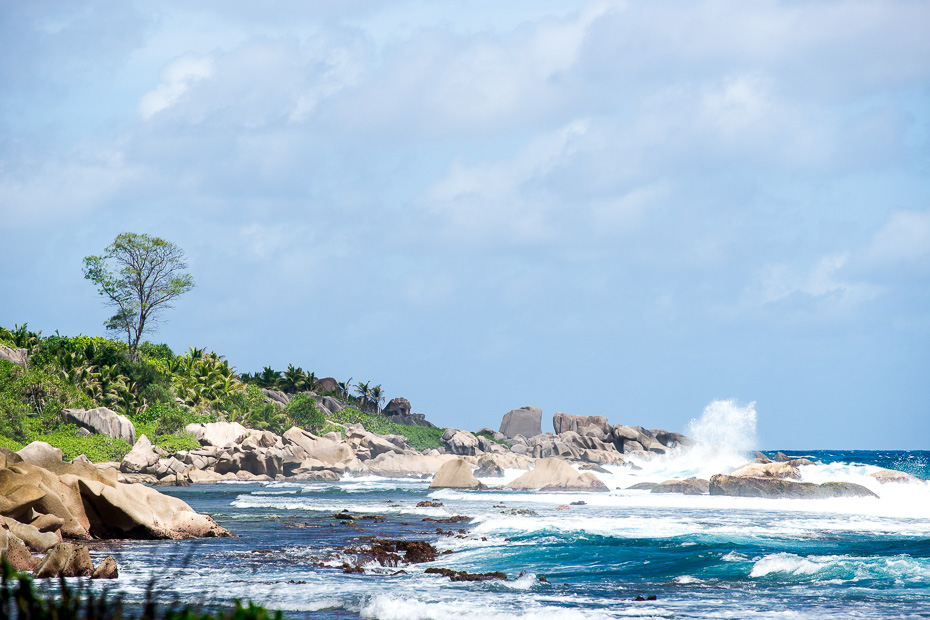 anse marron seychelles la digue indian ocean