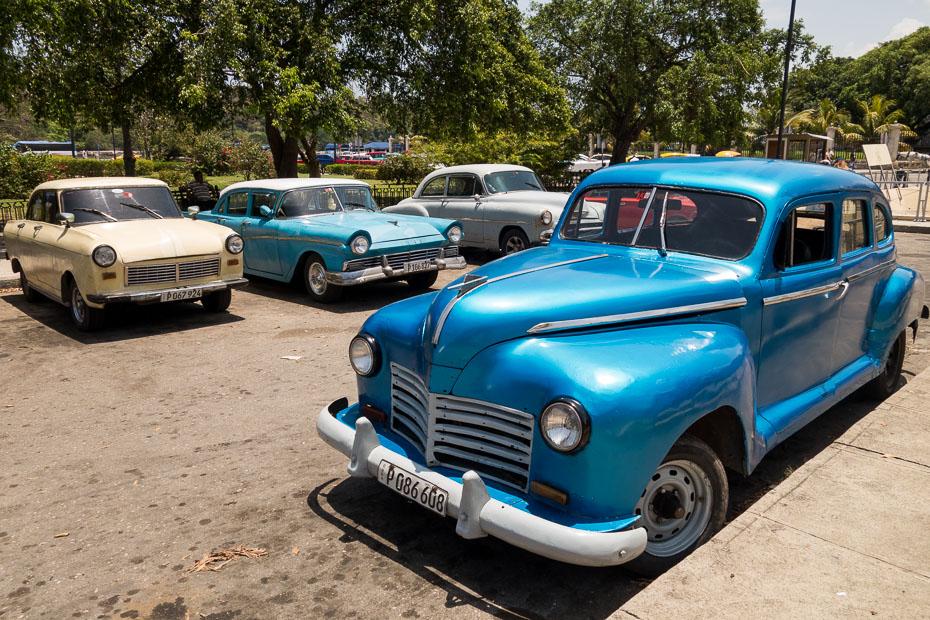 cuba havana old cars retro soviet socialism