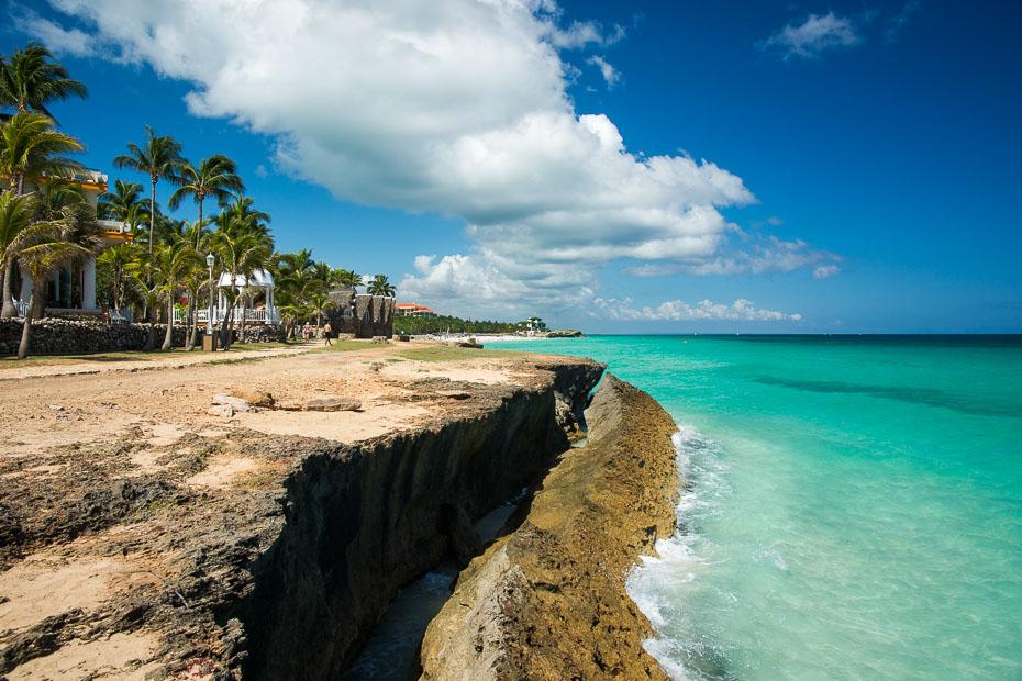 cuba varadero atlantic ocean beach