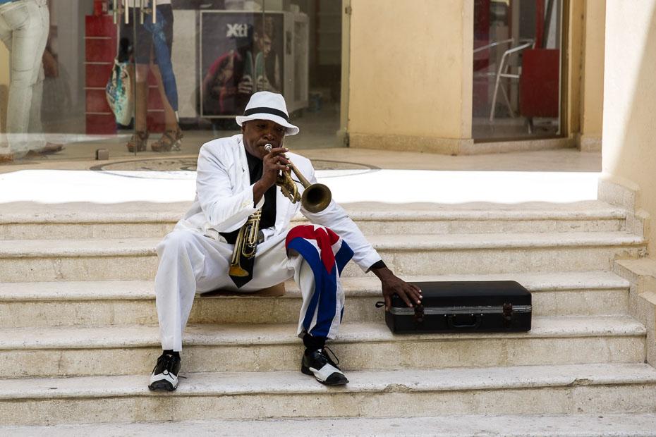 cuban musician street havana cuba