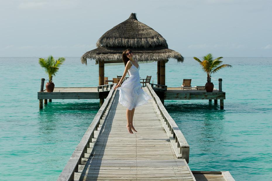 dream paradise vacation indian ocean beach maldives male
