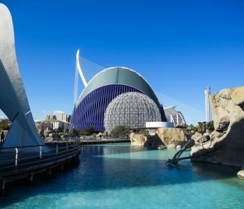 12 destinations one for every month for Aquarium valencia precio