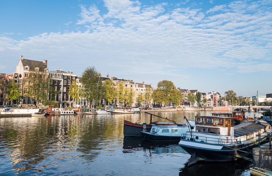 boat amsterdam tour