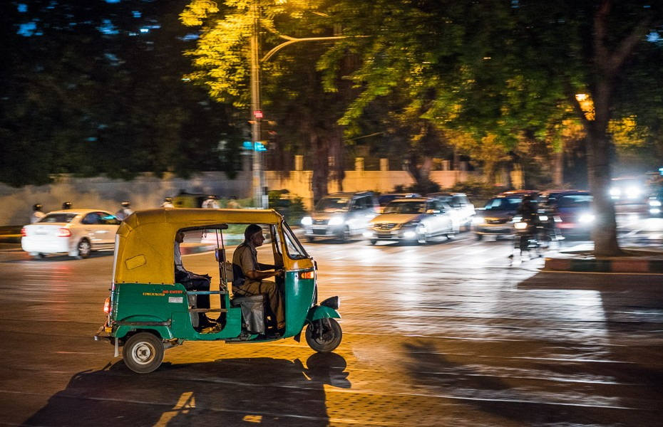 autorickshaw india delhi