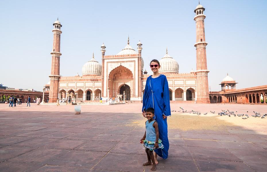 beggars india delhi jama masjid