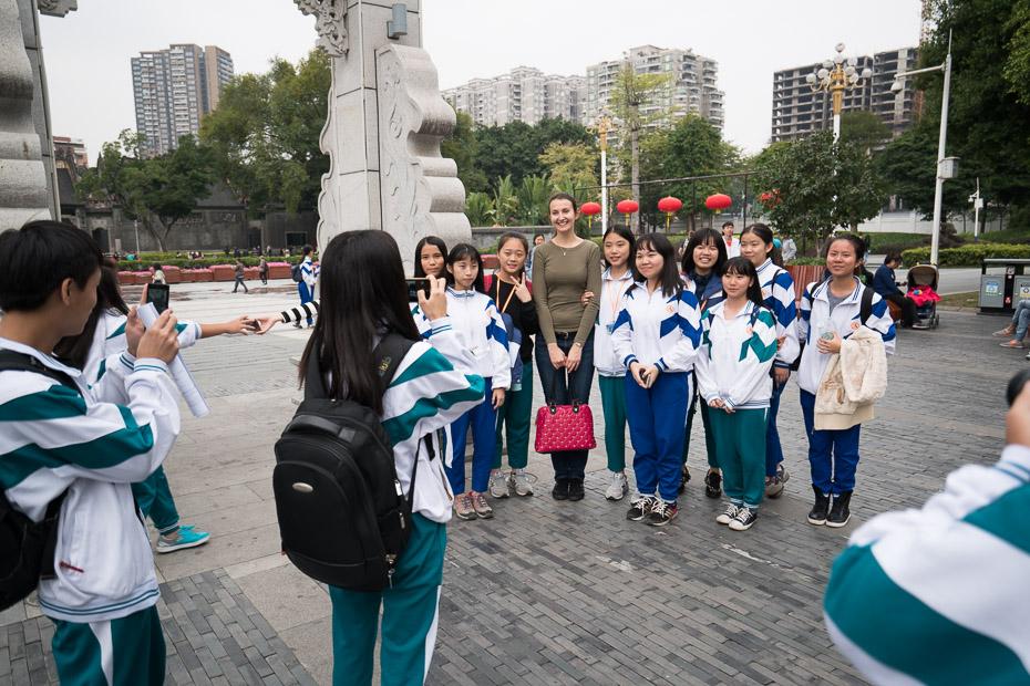 chinese fans guangzhou