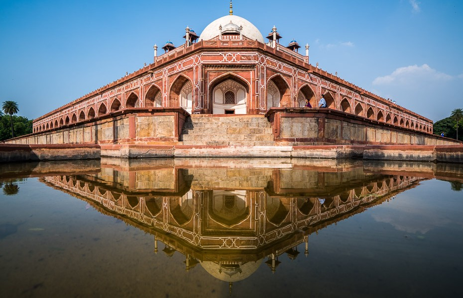 delhi humayuns tomb india