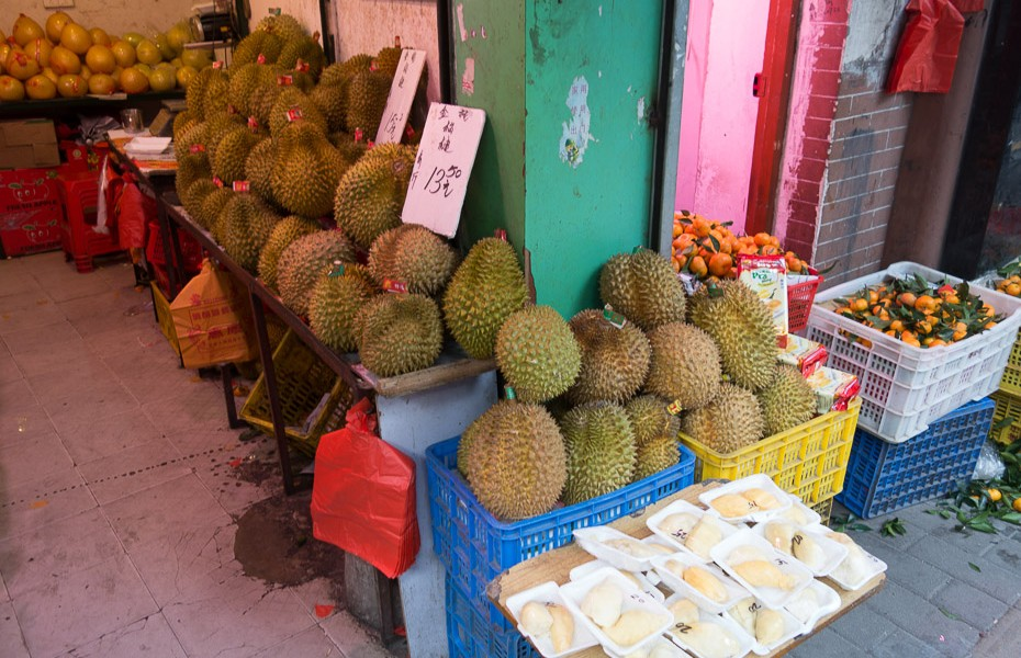 durian china guangzhou market