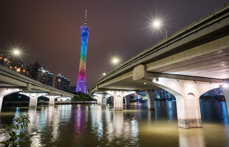 guanzghou canton tower