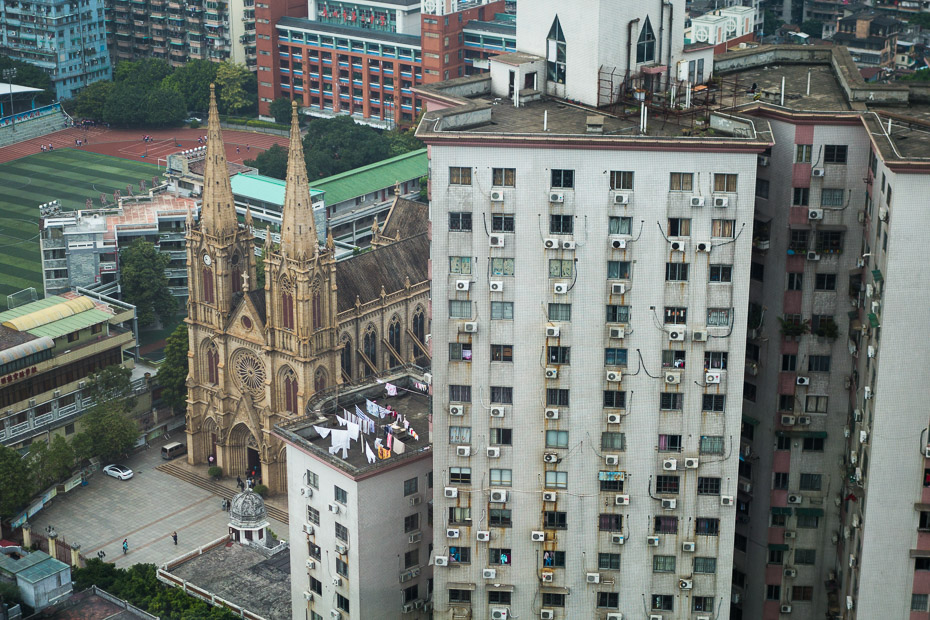 sacred heart cathedral guanzghou