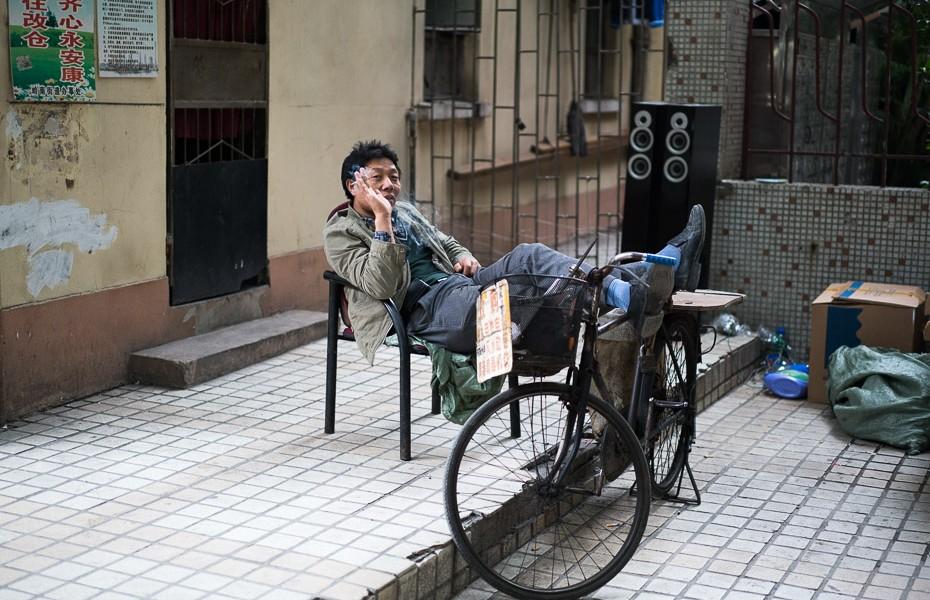 smoker china