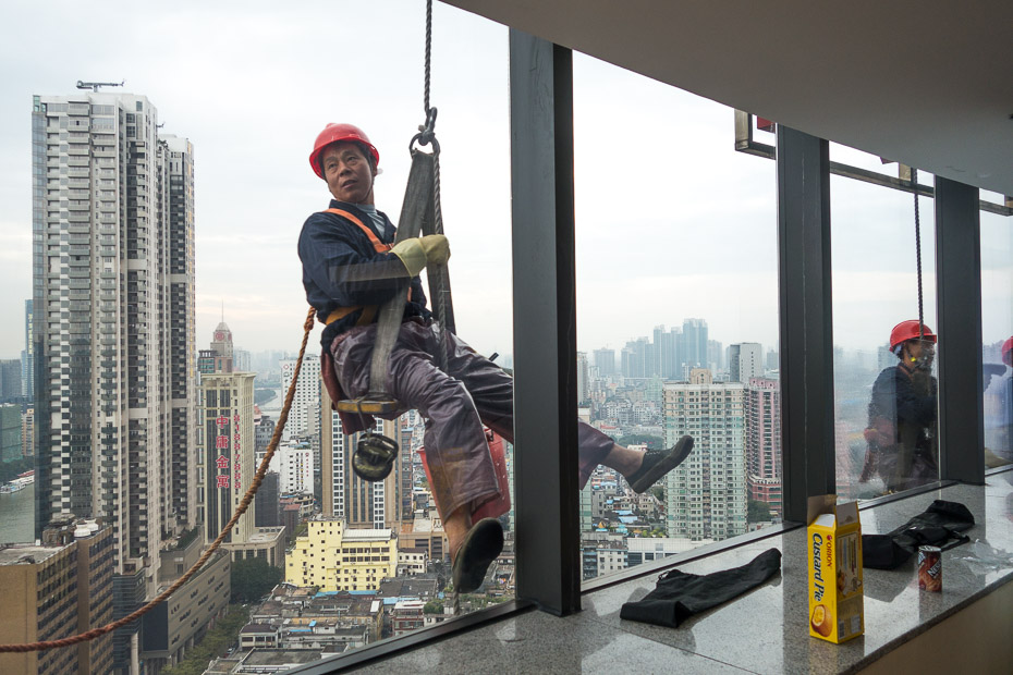 window cleaner china guanzghou