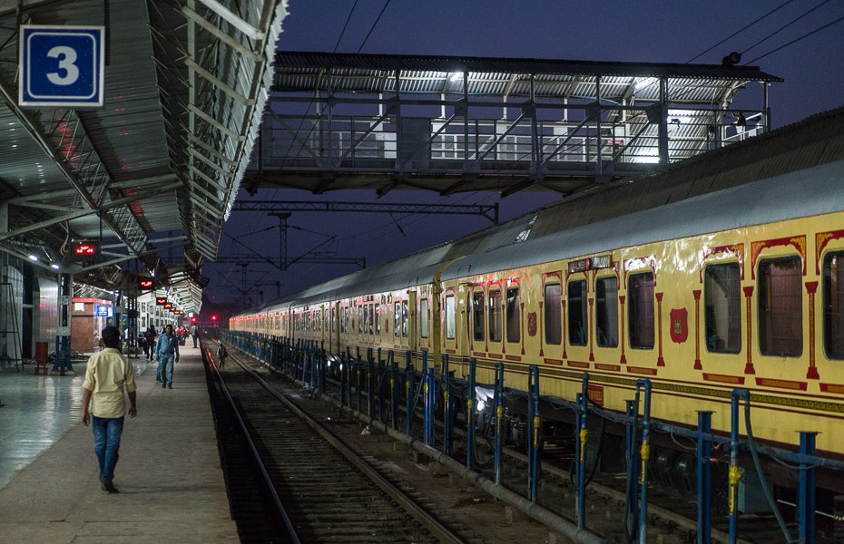 railway station india