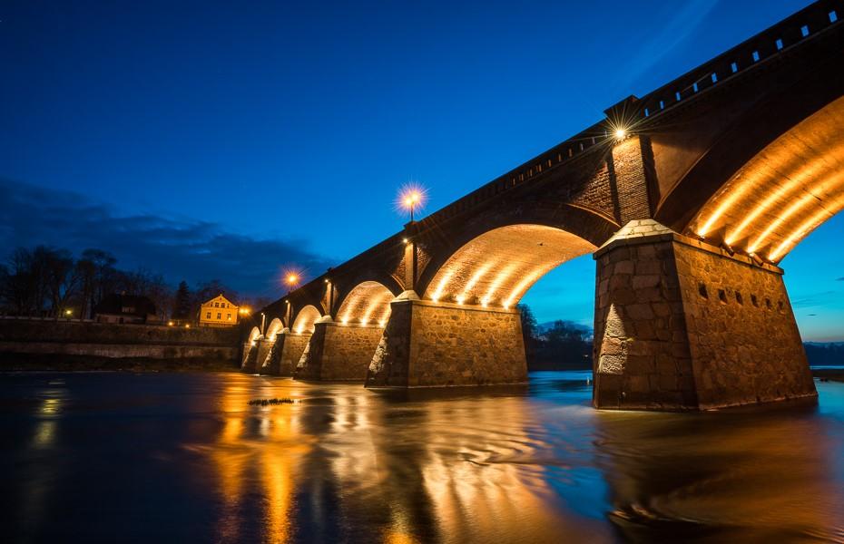 venta bridge kuldiga