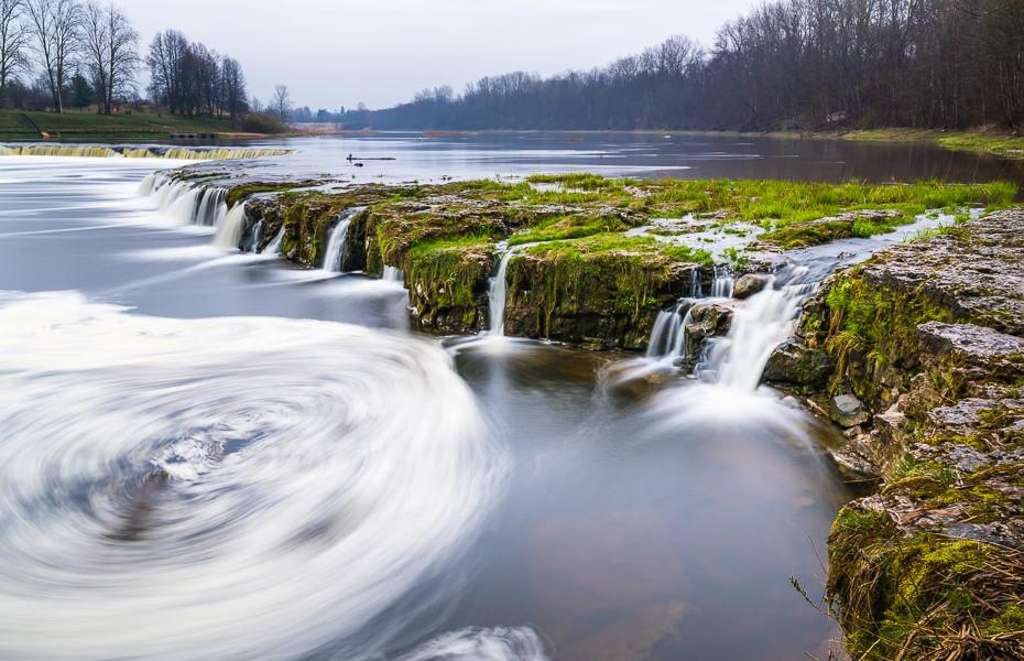 waterfall venta