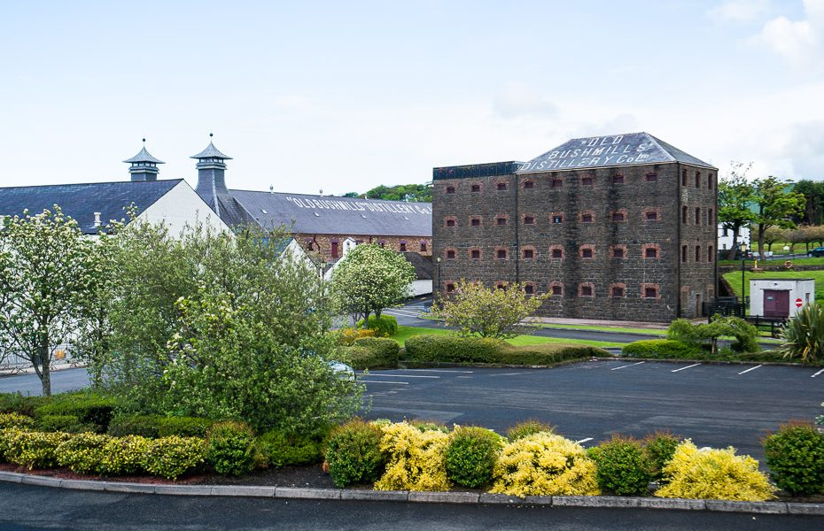 bushmills whiskey northern ireland