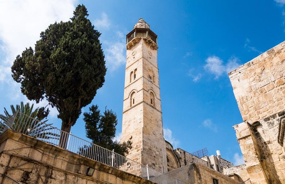 old town israel jerusalem