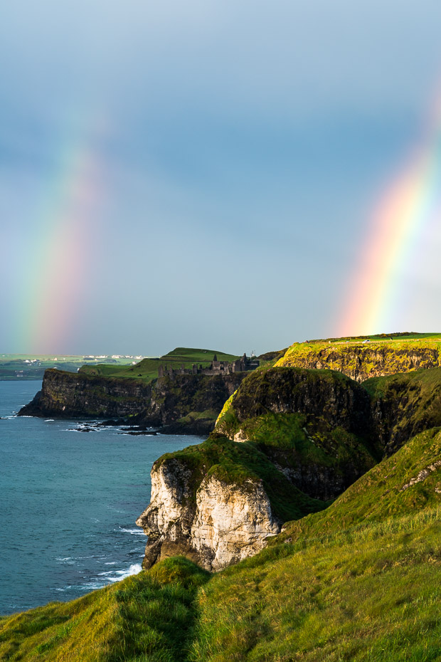 rainbows and leprechauns ireland