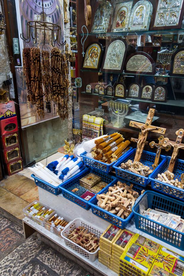 religious souvenirs jerusalem israel