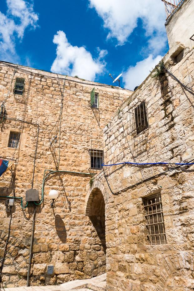 streets israel