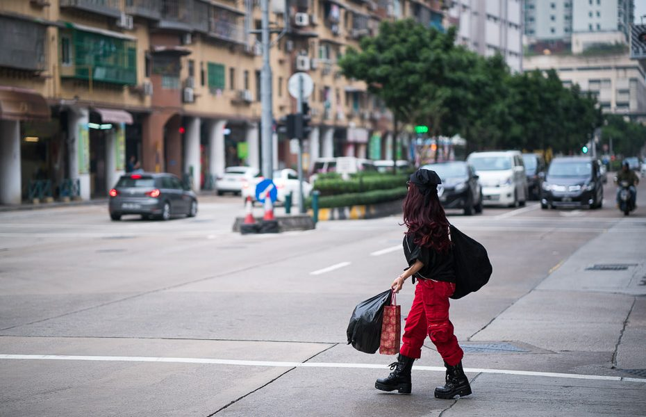the stylish people of macau