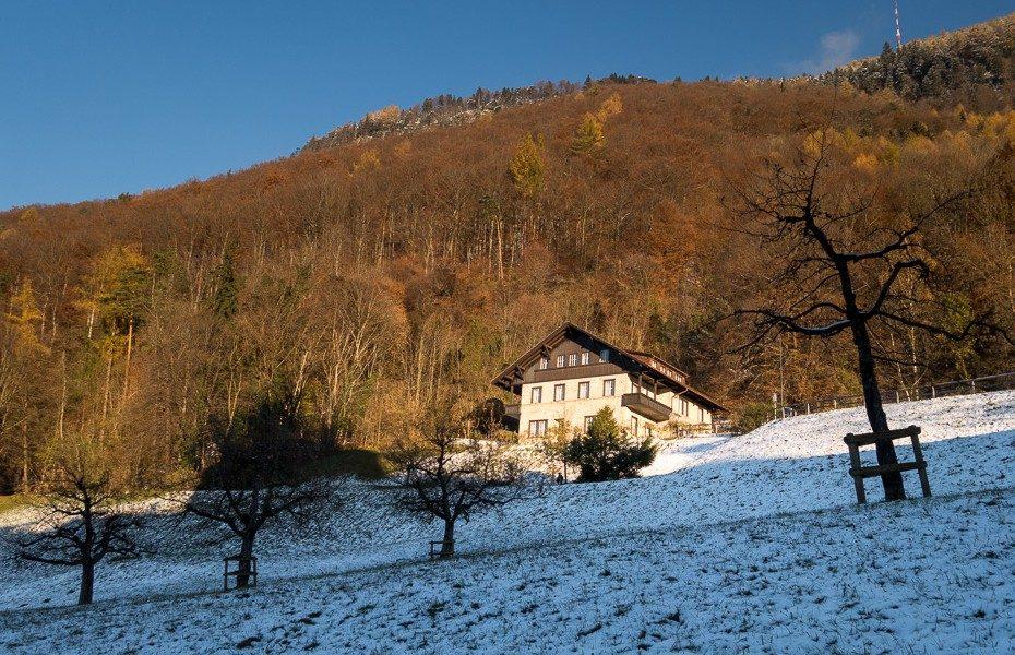 alps and liechtenstein