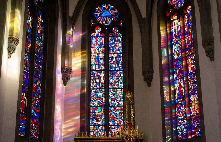 cathedral in liechtenstein