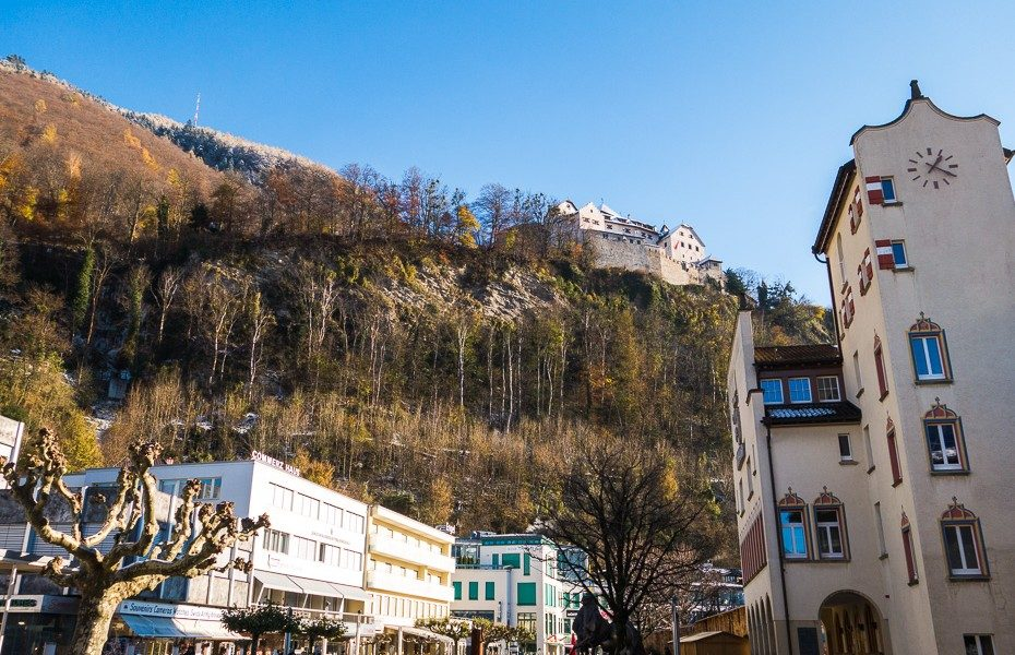 liectenstein old town