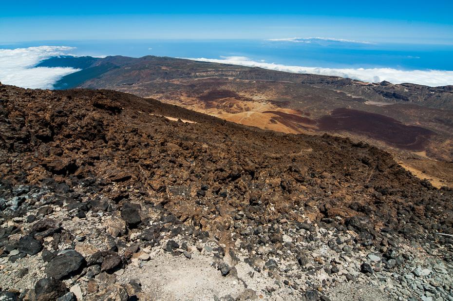 teide national park volcano