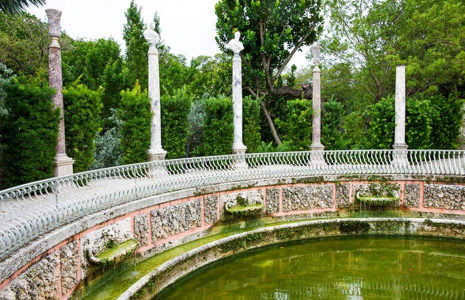 vizcaya gardens